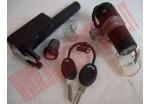 Замки с ключами (набор 3 шт) Aprilia SR 50