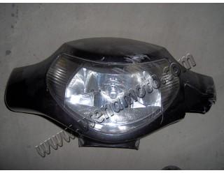 Пластик фары + фара Honda SH 125-150 2004 г.в.